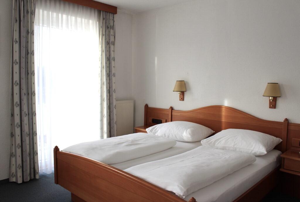 Doppelzimmer Panoramablick im Faustschlössl