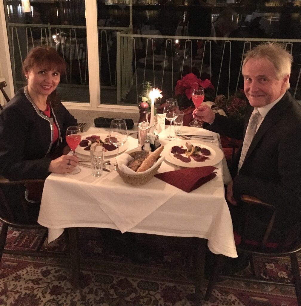Romantik Dinner for Two
