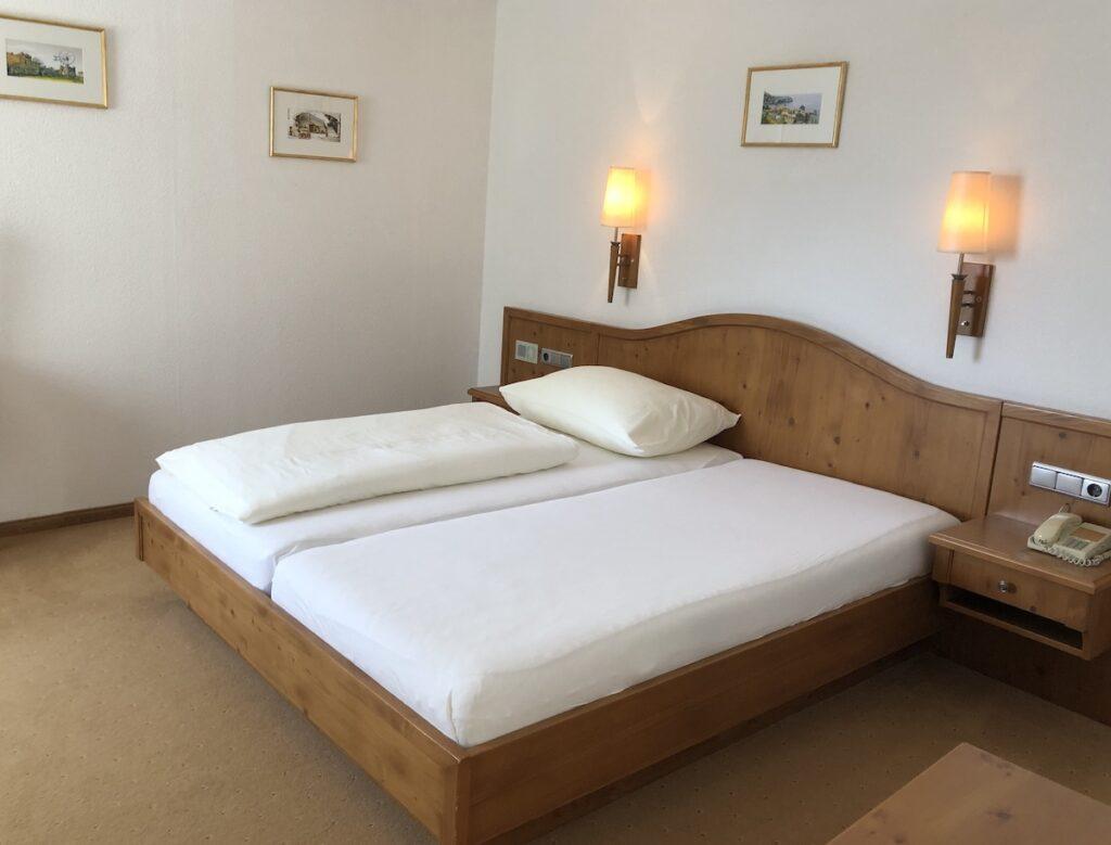 Genießen Sie die Zeit an der Donau bei uns im Doppelzimmer Komfort